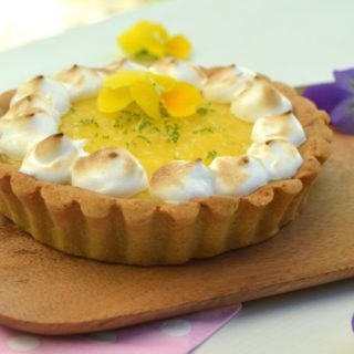 Mini French Lemon Tarts {With Birch Sugar}