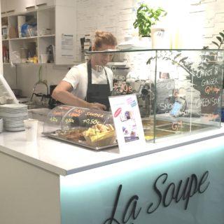 La Soupe, Healthy Soup Bar in Helsinki {Gluten Free, Dairy Free, Vegan Soups}