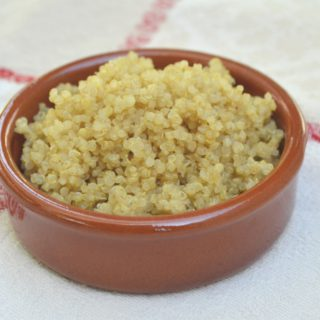 Making Perfect Fluffy Quinoa