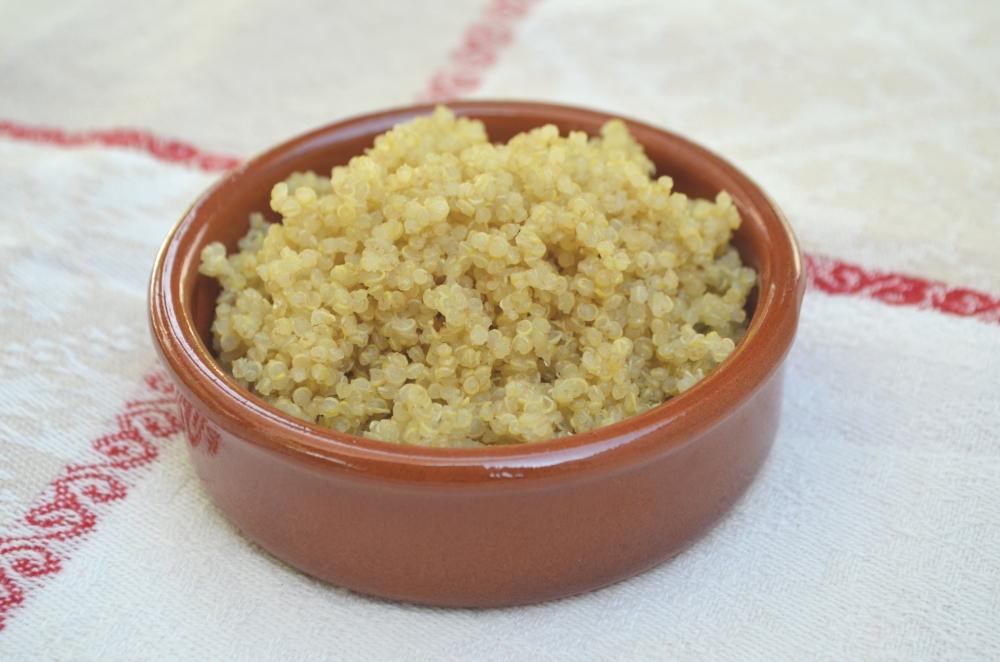 Making Perfect Fluffy Quinoa