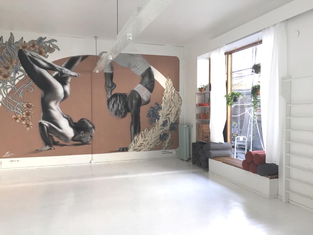 Roots Helsinki, A Brand New Vegan Cafe + Yoga Studio2