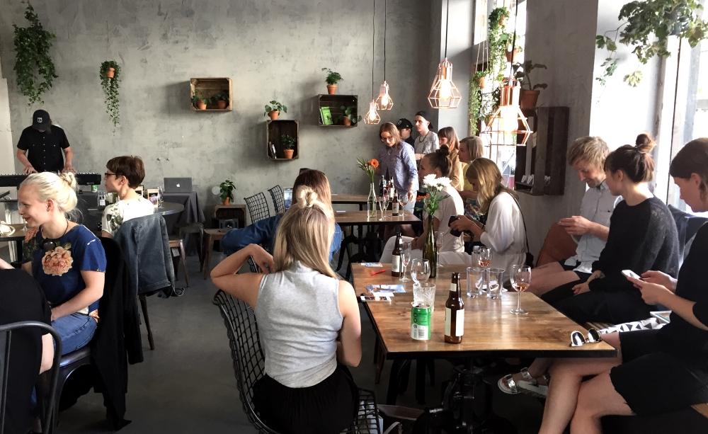 Roots Helsinki, A Brand New Vegan Cafe + Yoga Studio5