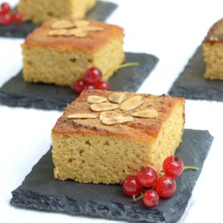 Moist Orange And Almond Cake From Le Petit Jagu {Flourless}