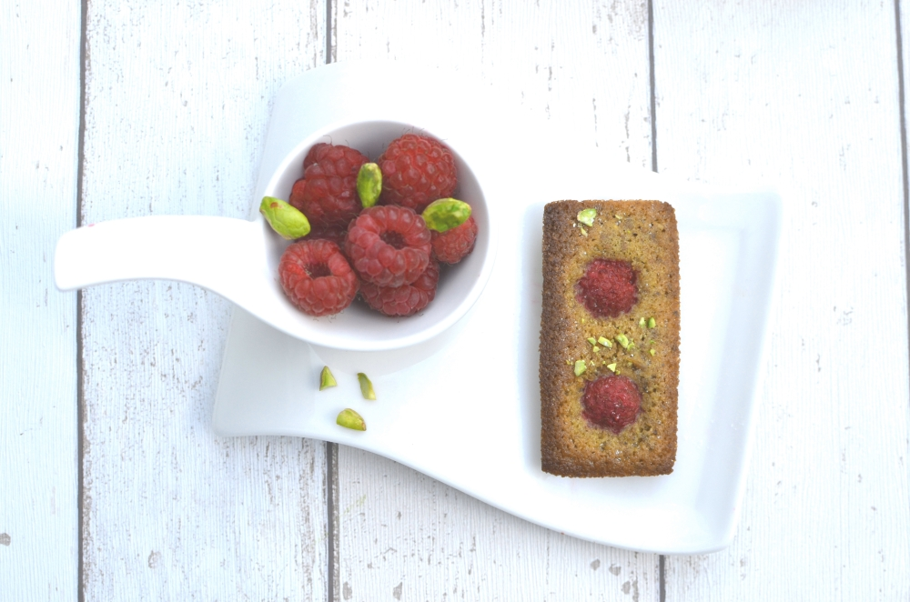 Raspberry Pistachio Financiers {Gluten Free} | Chocolate ...
