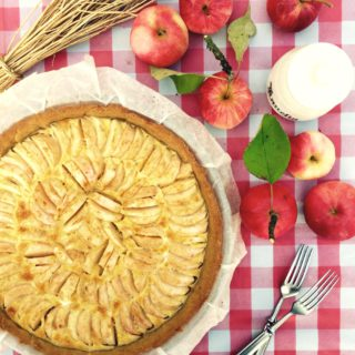 Apple Pie From The Finnish Countryside