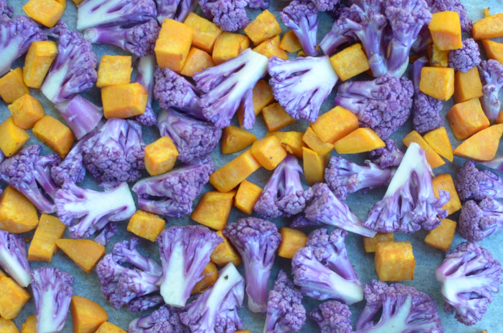 roasted-purple-cauliflower-sweet-potato-with-tahini-lime-sauce-2
