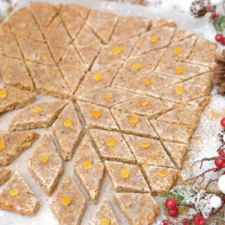 Leckerli 'Bredele', Christmas Biscuits From Alsace
