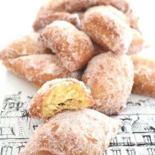 French Beignets {Gluten Free Donuts}