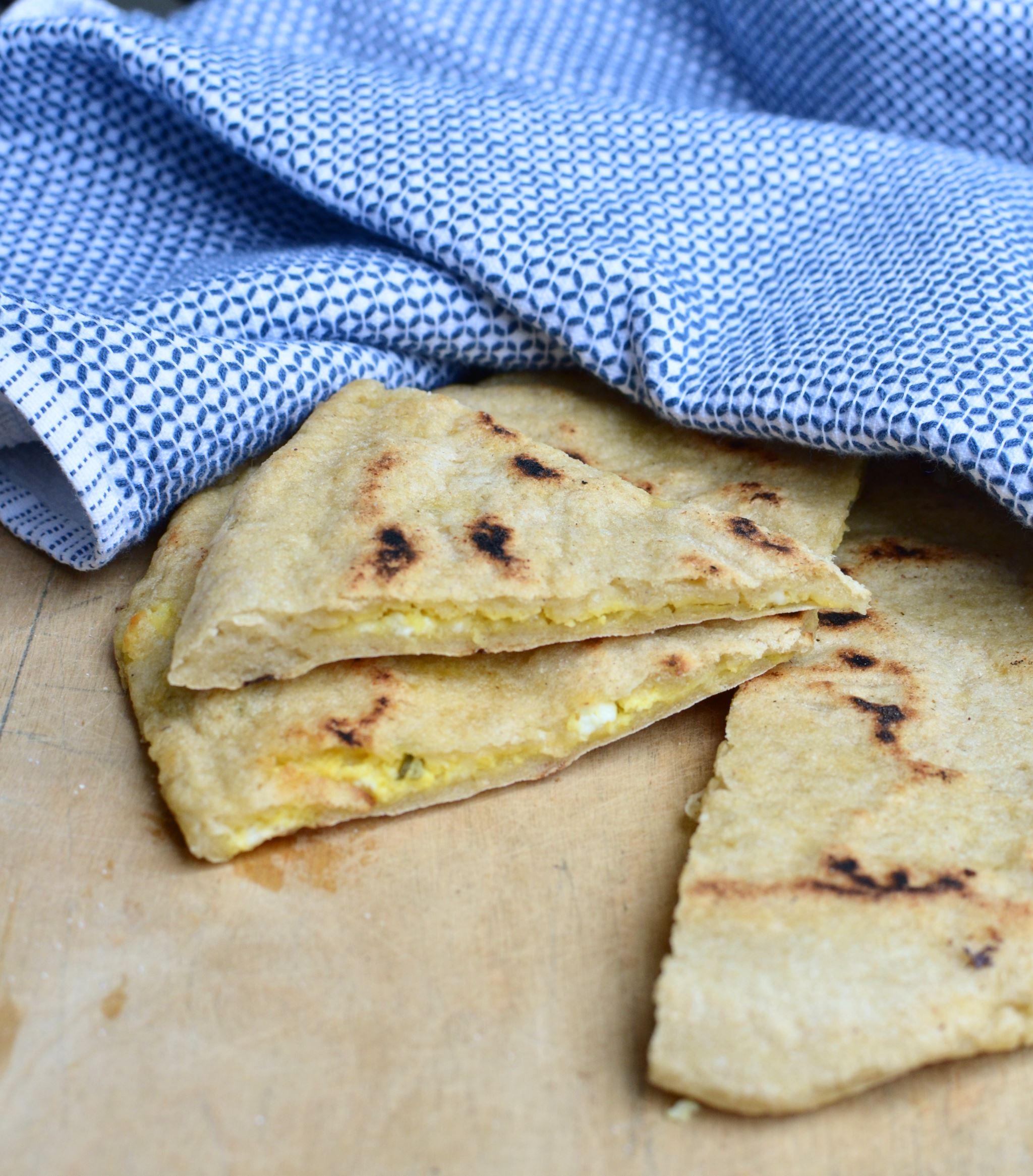 Gluten Free Khachapuri Breads