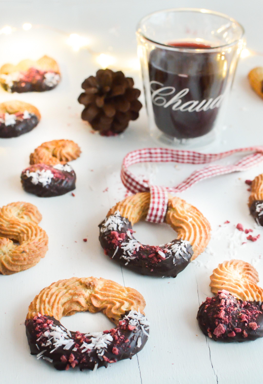 Spritz Bredele Christmas Biscuits Alsace Gluten Free