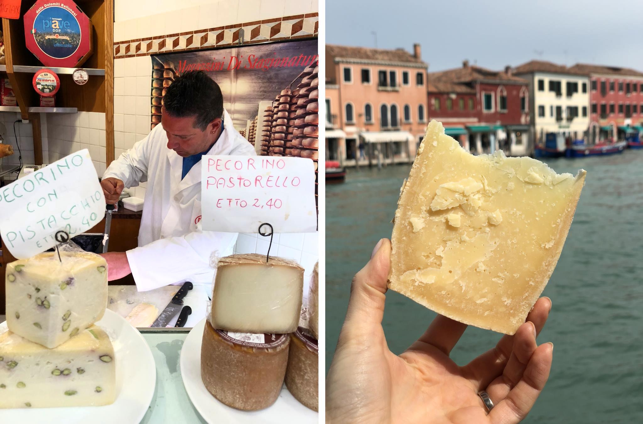 Latteria Ronchi Francesco Venise Italy Gluten free