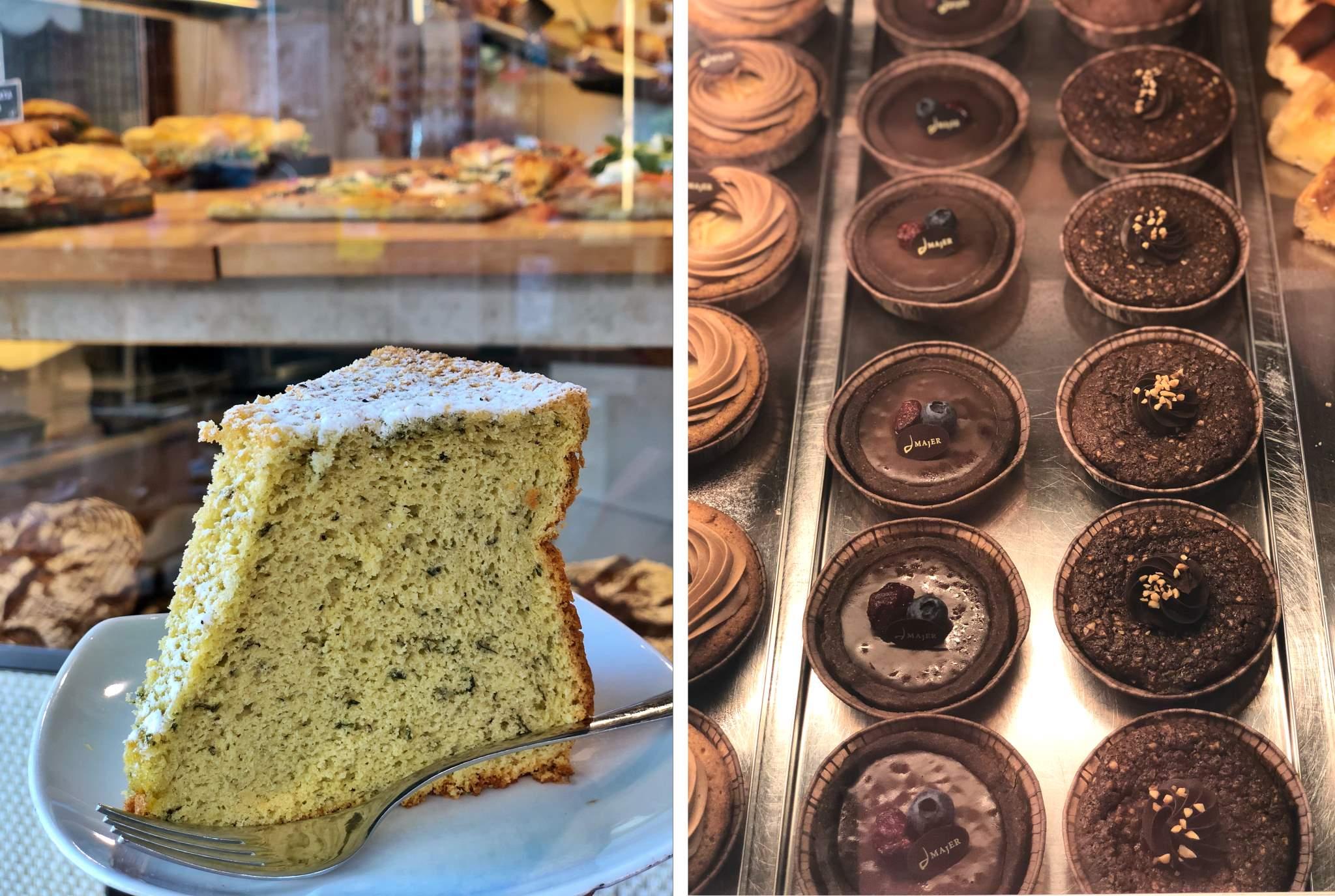 Majer Gluten Free pastries Venice Italy